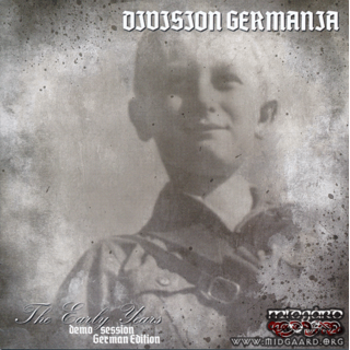 Division Germania ‎– The Early Years - Demo Session