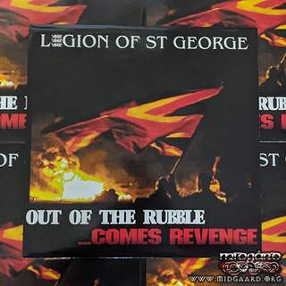 Legion of St. George – Out of the rubble ... Vinyl