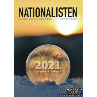 Nationalisten #1 / Årgång 2 / 2021