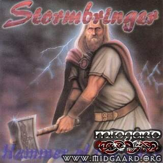 Stormbringer - Hammer of the gods (Paul Burnley)