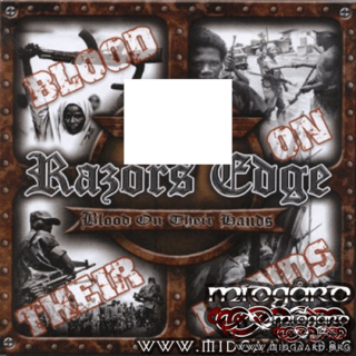 Razors Edge - Blood on their hands