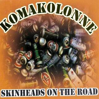 Komakolonne - Skinheads on the road (Sturmwehr)