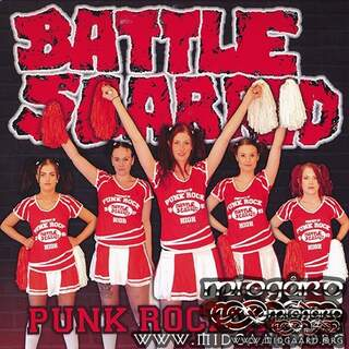 Battle scarred - Punk rock high (EP)