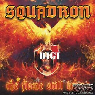 Squadron - The Flame still burns Digi