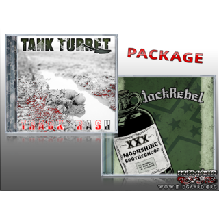 Tank Turret & JackRebel (package)