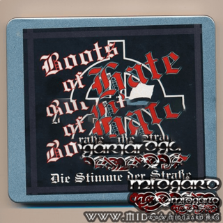 Boots of hate - Stimme der strasse (collector edition)