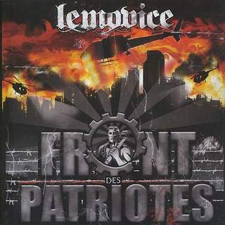 Lemovice - Le Front des Patriotes