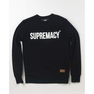 EBC3 Sweatshirt Supremacy – Black