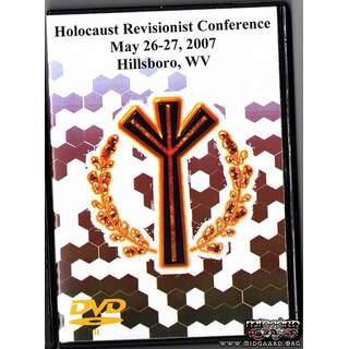 Holocaust Revisionist Conference 2007 3DVD