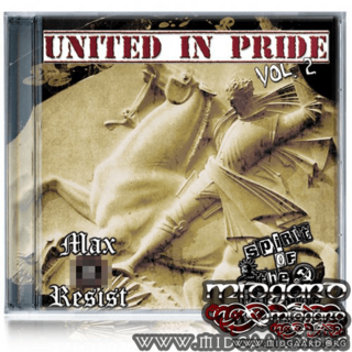 Max Resist / Spirit of the Patriot - United in Pride vol. 2