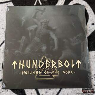 Thunderbolt ‎– Twilight Of The Gods Vinyl