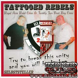 Selbststeller & Barking Dogs - Tattooed Rebels
