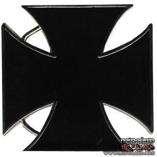 Belt buckle Iron cross II