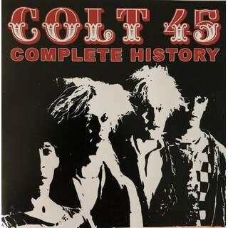 Colt 45 - Complete History