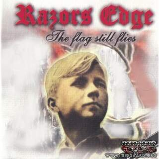 Razors Edge - The Flag still flies (2 Edition)