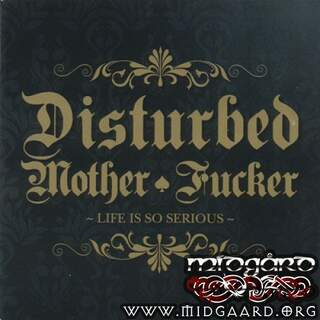 Disturbed Mother Fucker - Life is so serious