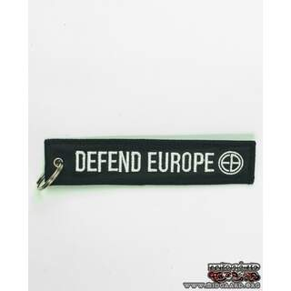 EB Nyckelring – Defend Europe