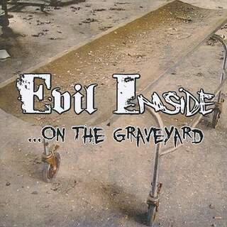 Evil inside - On the graveyard