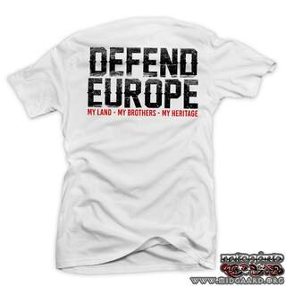 EBT12 Defend Europe White